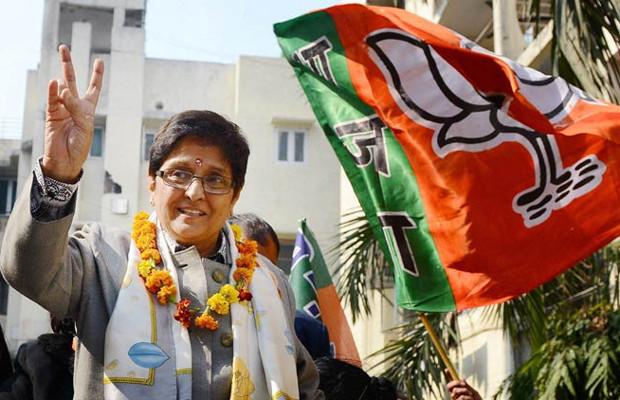 Delhi Elections 2015, Kiran Bedi, BJP, Arvind Kejriwal, AAP, BJP Strong, Politics, National News, Delhi News