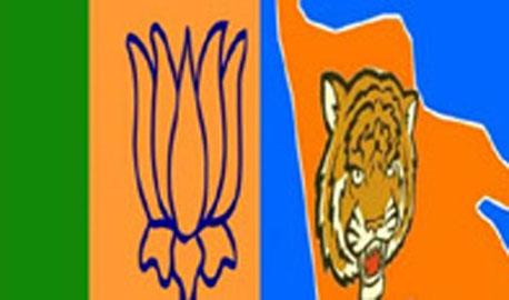 BJP Shivseana NCP Parliament
