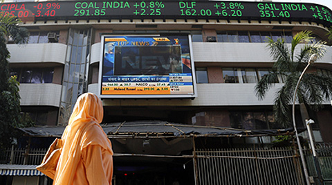 Sensex Today a new record-high of 28,294.01
