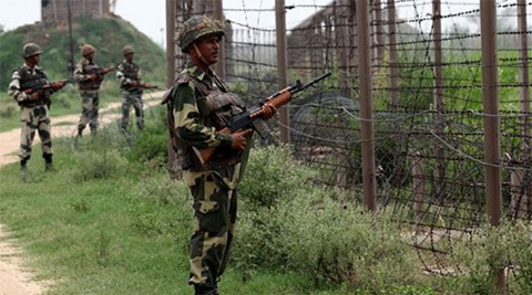 , BSF Attack Pak Rangers, BSF Counterattack