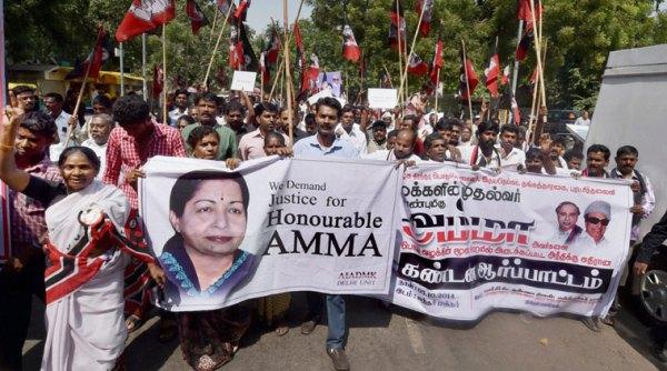 SC grants bail to Jayalalithaa