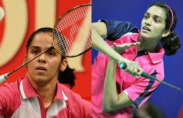 Saina Nehwal in Denmark Super Series