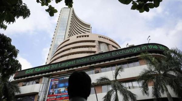 Sensex Down