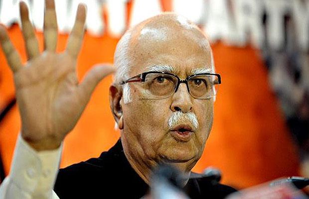 लालकृष्ण आडवाणी, पं. दीनदयाल उपाध्याय, जनसंघ के विचारक पं. दीनदयाल उपाध्याय, प्रधानमंत्री नरेंद्र मोदी, नगला चंद्रभान, भाजपा रैली, Lal Krishna Advani, Narendra Modi, BJP Rally, BJP Rally Mathura, Lal Krishna Advani News, Narendra Modi News, Mathura News