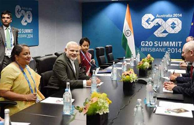 G20 Countries Narendra Modi
