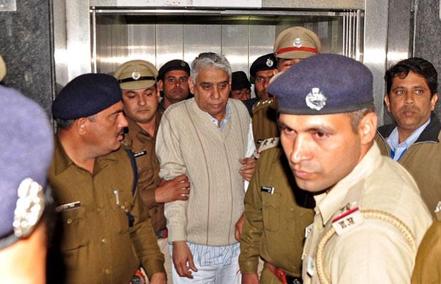 Rampal Arrest Chandigarh