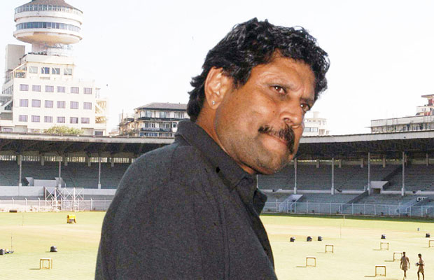 Kapil Dev Cricketer