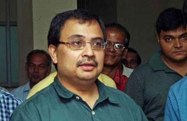 Kunal Ghosh Saradha Scam