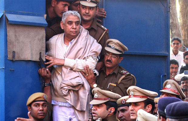 'Godman' Rampal is booked for murder