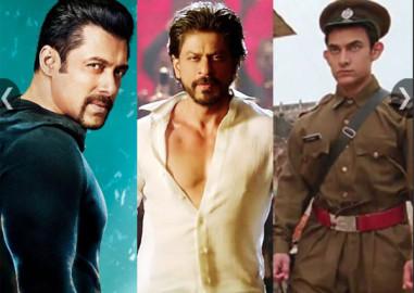 साल 2014 में सिनेमाई पर्दे पर दर्शकों के मनोरंजन के लिए कई फिल्में आईँ। वो चाहे सलमान खान की 'किक' हो या फिर  शाहरुख की 'हैप्पी न्यू ईयर'। खा बात यह रही कि इन फिल्मों ने बॉक्स ऑफिस पर भी 100 करोड़ का आंकड़ा पार किया।