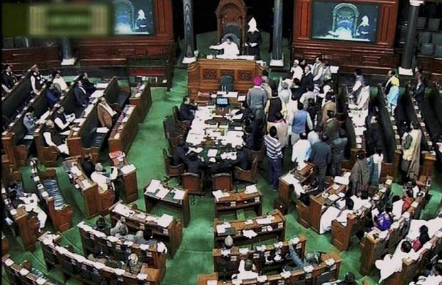 Masarat Alam, Alam Release, BJP, PDP, DMK, Lok Sabha Chaos, Lok Sabha Live, Masarat Lok sabha, JK Election, Jammu kashmir