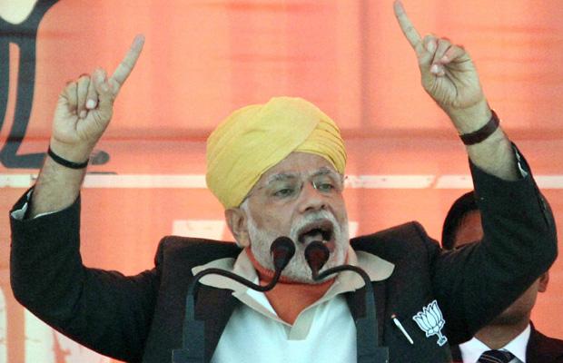 Narendra Modi, Modi Delhi Polls, Congress Slam Modi, Modi Rally Congress