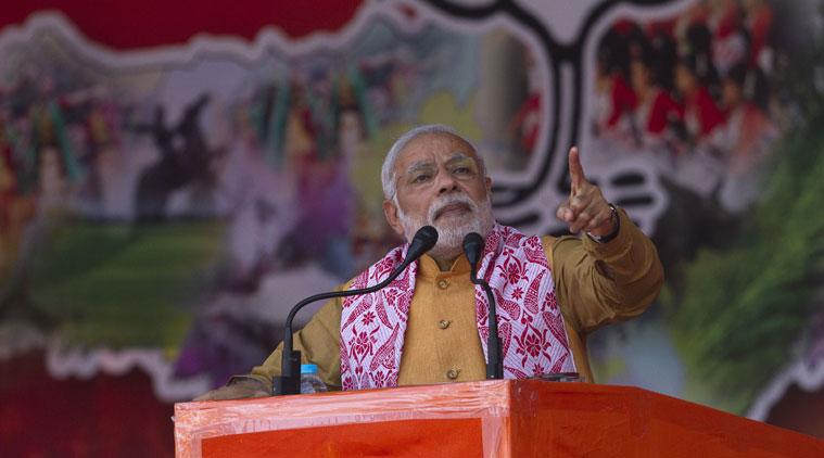 Nagaland CM appeals to PM Modi