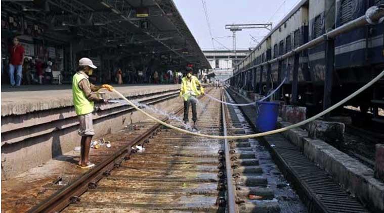 Wi-Fi New Delhi Station