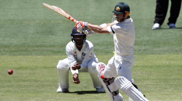 India vs Australia: David Warner Century