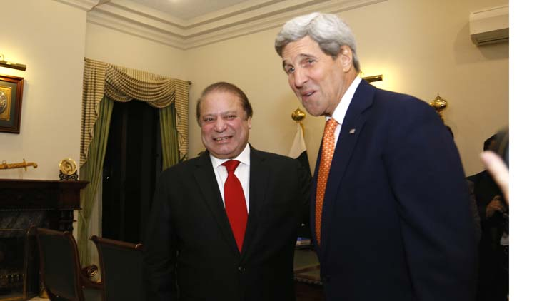 John Kerry, John Kerry nawaz sharif, pathankot attack