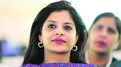 Shazia Ilmi, Aam Aadmi Party, Delhi assembly, BJP