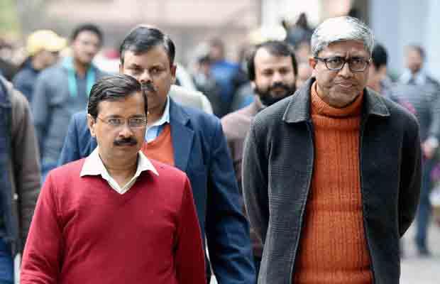 AAP Delhi Elections, AAP Survey Delhi Elections, Delhi Polls AAP, AAP Delhi Polls 2015
