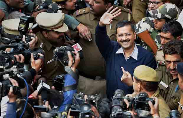 Arvind Kejriwal, AAP, Delhi Elections 2015, BJP, Narendra Modi, Modi Lehar, AAP Vs BJP, National News, Politics