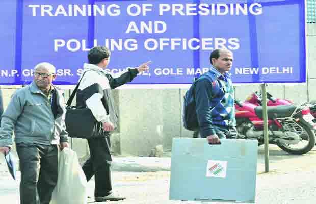 Delhi Polls, Delhi Polls 2015, Delhi Assembly Polls, Delhi Polls Today