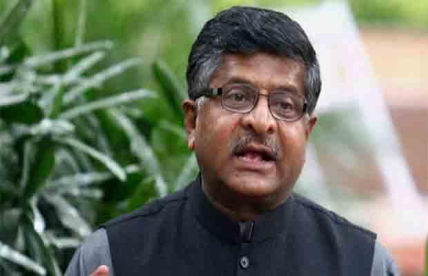 Ravi Shankar Prasad, Ravi Blame Kejriwal, Ravi Shankar Black Money, Ravi Shankar Delhi Polls