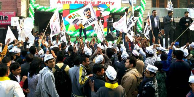AAP, Arvind Kejriwal, Kumar Vishwas, AAP Rally, Land Acquisition Bill, AAP Land Bill, Jantar Mantar, Delhi News