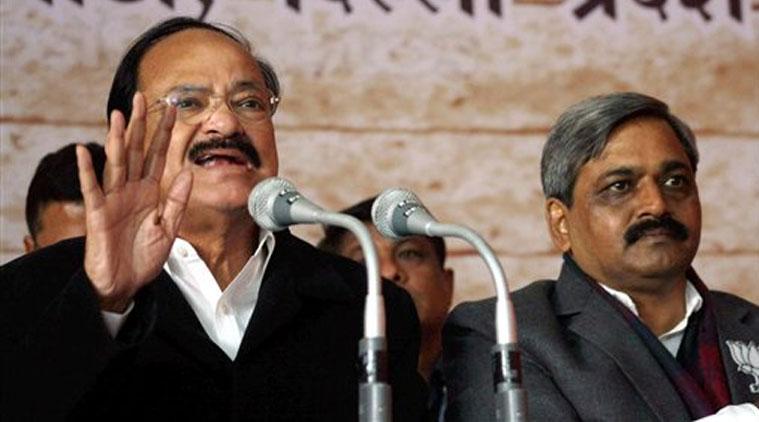 venkaiah naidu, delhi elections 2015, Big Remarks BJP, BJP, National News