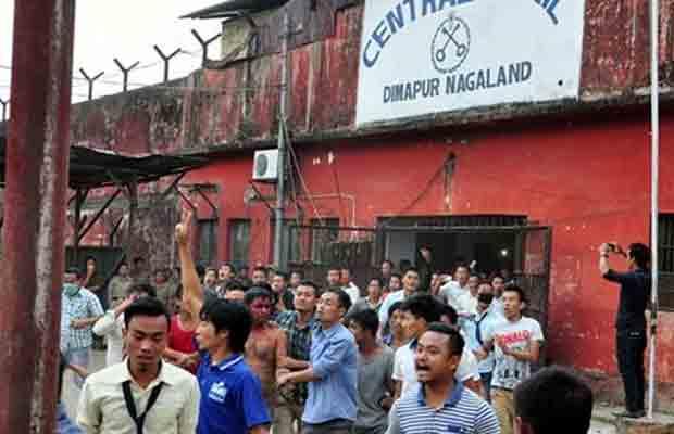 Nagaland, Nagaland rape, Blocking sites, Bulk SMSes, Dimapur lynching, Dimapur rape, Syed Sharif Khan, Dimapur, Dimapur rape accused, Dimapur Central Jail, Nagaland, India latest news