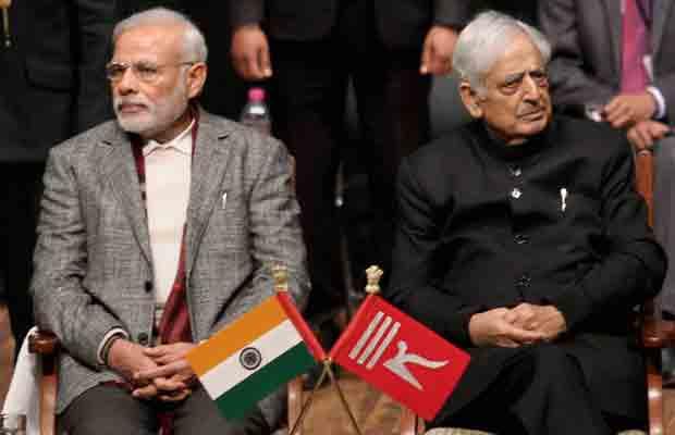 AIADMK, Mufti Sayeed government, Jammu and Kashmir, Masarat Alam, BJP- PDP alliance, Jammu and Kashmir government, Mufti Mohammad Sayeed