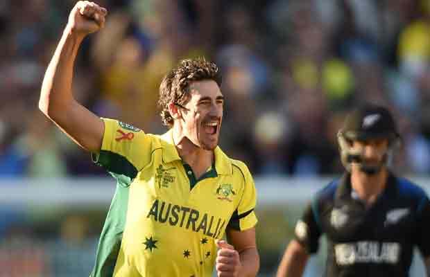 Mitchell Starc, Mitchell Starc Australia, Mitchell Starc Bowling, Player of The Tournament, ICC World Cup