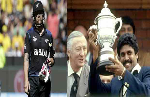 Brendon McCullum, Kapil Dev, 2015 World Cup, Australia vs New Zealand, World Cup History, World Cup Records, 1983 World Cup, India vs West Indies, ICC World Cup Final