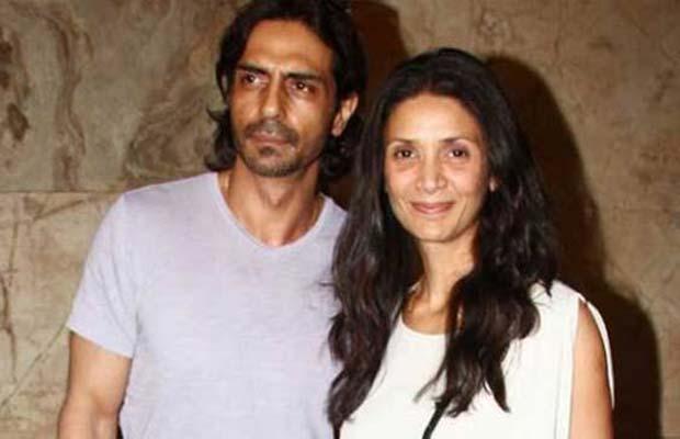 Arjun Rampal, Mehr Jessia, Rumours of Split, Filer Divorce, Denies Rumours, Bandra Family Court, 17 Year Marriage, Sussanne Khan, Hrithik Roshan