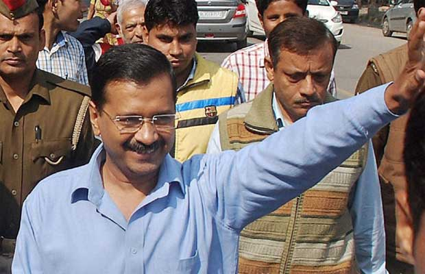 arvind kejriwal, aam aadmi party, election commission, aap ec notice, ec notice aap, aap poll expenditure, india news, nation news
