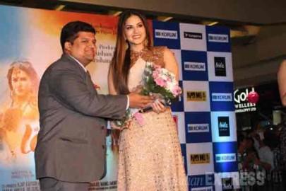 Sunny Leone, Ek Paheli Leela, Ek Paheli Leela Promotion, Ek Paheli Leela Film, Ek Paheli Leela Trailer, Sunny Leone Ek Paheli Leela, Bollywood, Entertainment