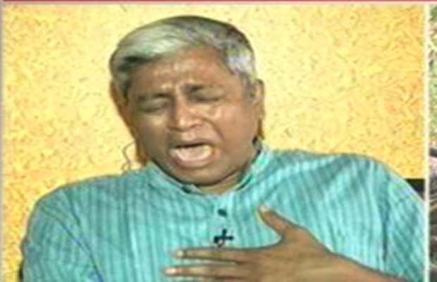 Ashutosh, Ashutosh Wept, Megha, Gajendra Singh, Gajendra Singh Daughter, Ashutosh & Megha, TV Debate, Gajendra Singh Suicide, Delhi News