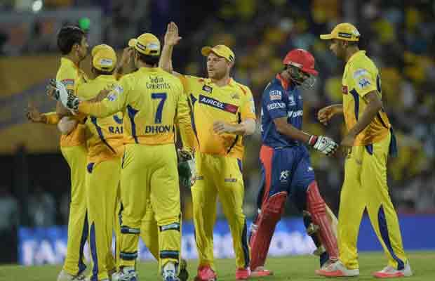CSK vs DD, CSK vs Delhi Daredevils, Chennai Super Kings vs DD, Chennai Super Kings , Delhi Daredevils, CSK Defeat DD, IPL T20, IPL 8, IPL News