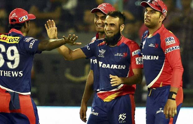 Delhi Daredevils v Mumbai Indians, Delhi vs Mumbai, DD vs MI, DD vs MI Score, Delhi Daredevils, Mumbai Indians, IPL 8, IPL 2015, IPL News