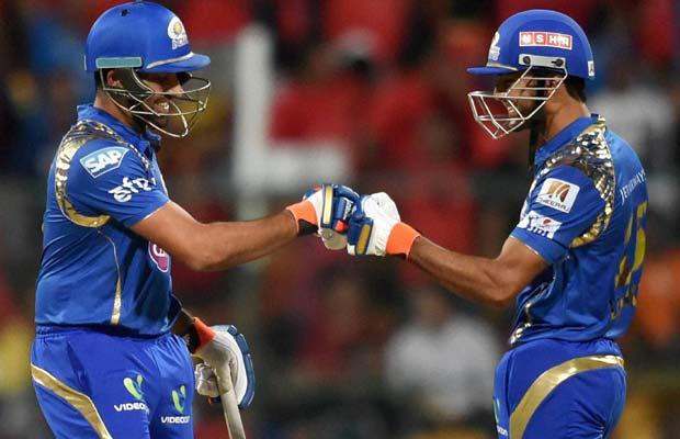 IPL 8, MI vs RCB, MI vs RCB Score, RCB vs MI, RCB vs MI Live, Mumbai Indians, Royal Challengers Bangalore, Mumbai vs Bangalore, IPL 2015, IPL News