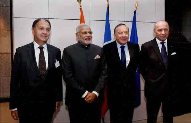 narendra modi, Modi in France, Rafale Deal, Narendra Modi in France, Rafale Fighter Jet Deal, Narendra Modi in Paris, Francois Hollande, France, Paris, modi france visit