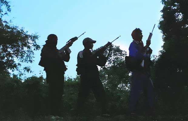 छत्तीसगढ़ शहीद,किशोर पांडेय,अंतिम संस्कार,छत्तीसगढ़ पुलिस,एसपीओ,last rites,Chhattisgarh Police,police officer last rites