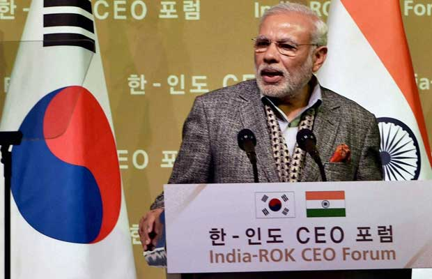 नरेंद्र मोदी, मोदी कोरिया में, दक्षिण कोरिया, साउथ कोरिया, कोरियन कंपनी, वर्ल्ड न्यूज़, मोदी की खबरें, South Koria, Seoul, Narendra Modi, CEO Forum, address, korian companies, world news, hindi news