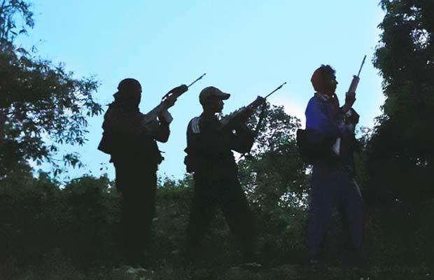 माओवादी हमला, गैमन इंडिया, मुजफ्फरपुर, Maoists, Maoists Attack, Kamtaul village, Gammon India, Muzaffarpur, Maoists Attack Gammon India, Bihar News, Maoists Attack News