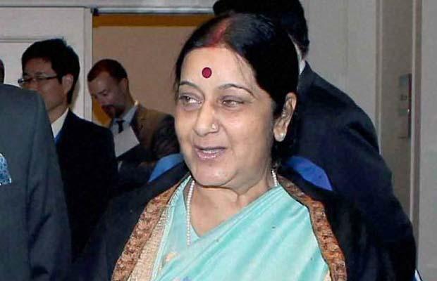 सुषमा स्वराज, संयुक्त राष्ट्र, अंतरराष्ट्रीय योग दिवस, विदेश मंत्री सुषमा स्वराज, Sushma Swaraj, United Nations, World Yoga Day, India Soft Power, Sushma Swaraj in UN, UN World Yoga day, World News