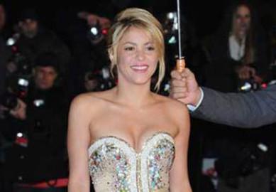 शकीरा, पॉप स्टार शकीरा, शकीरा छरहरी काया, हॉलीवुड, Shakira, Shakira skinny, entertainment news, Hollywood