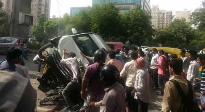 गुड़गांव, एमजी रोड मेट्रो स्टेशन, गुड़गांव, gurgaon, MG road metro station, gurgaon shooting, gurgaon shooout, gurgaon Central Mall, gurgaon firing, gurgaon news, Delhi new, india news