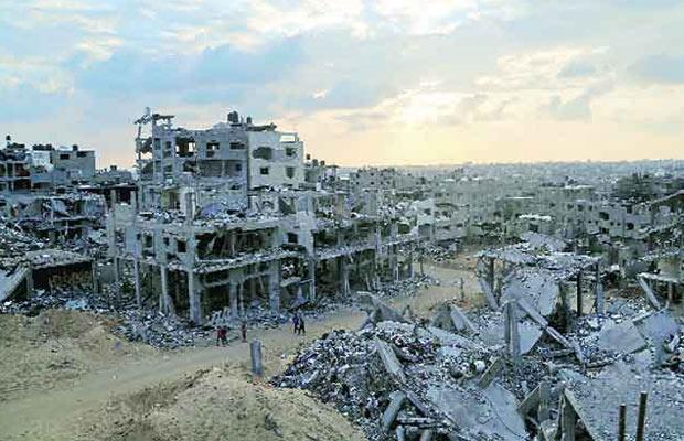 Israel, Gaza, Rocket, World