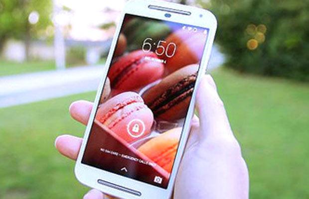 Motorola, Smartphone MotoG, MotoG, 3 Generation