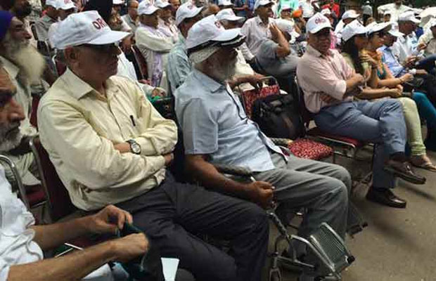 वन रैंक वन पेंशन, पूर्व सेना प्रमुख, नरेंद्र मोदी, पीएम मोदी को खत, मोदी, दिल्ली, one rank one pension, orop, orop jantar mantar, orop fast, orop protest, orop fast unto-death, orop news, india news