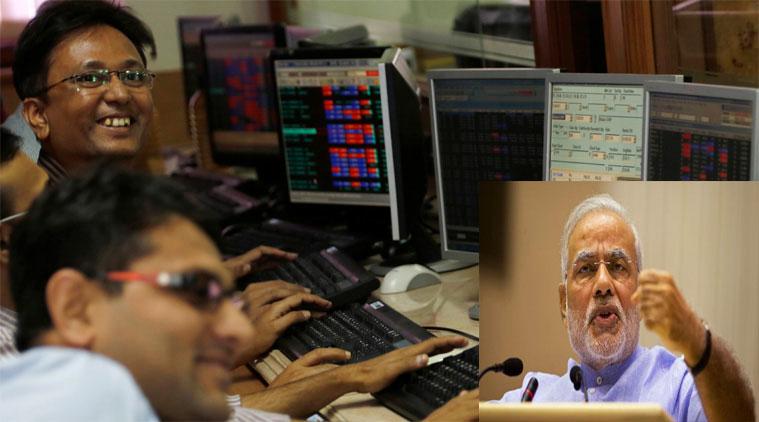 पीएम नरेंद्र मोदी, सेंसेक्स, व्यापार, कारोबार, निवेशक, PM Narendra Modi, sensex, business, investor
