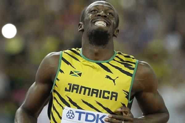 उसैन बोल्ट, विश्व चैंपियनशिप, स्वर्ण पदक, Usain Bolt, Gold Medal, World Championship, Usain Bolt News